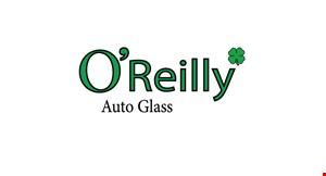 O'Reilly Auto Glass logo