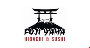 Fuji Yama Hibachi & Sushi logo