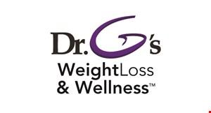 Dr. G's Weightloss logo