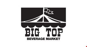 Big Top Beverage logo