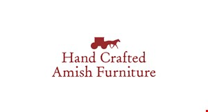 Handcrafted Amish Furniture logo