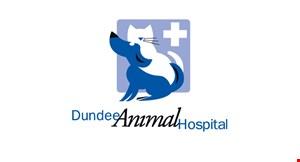 Dundee  Animal Hospital logo