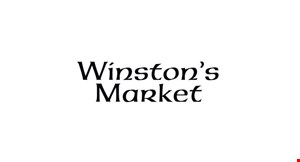 Winston's Market logo