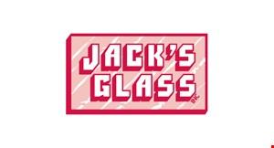 Jack's Glass logo