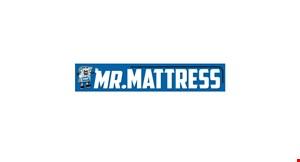 Mr Mattress logo