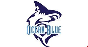Ocean Blue Sushi Bar logo