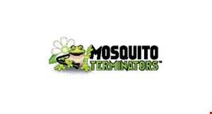Mosquito Terminators logo
