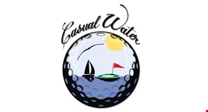 Casual Water Restaurant at Tega Cay Golf Club logo