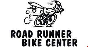Road Runner Bike Center logo