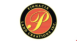 Pinnacle Land Creations logo