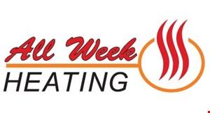 All Week Heating logo