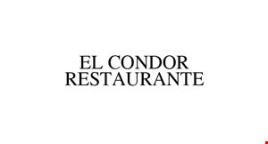 El Condor Restaurante logo