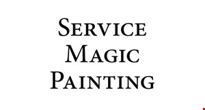 Service Magic Painting logo