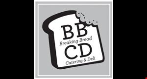 Breaking Bread Catering & Deli logo