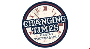 Changing Times American Sports Bar & Grille logo