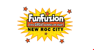 Funfuzion New Roc City logo