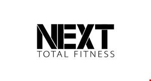 Next Total Fitness logo