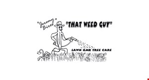 That Weed Guy logo
