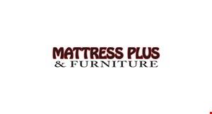 Mattress Plus & Furniture logo