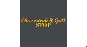 Cheesesteak & Grill Shop logo