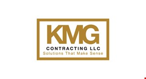 KMG Contracting LLC logo