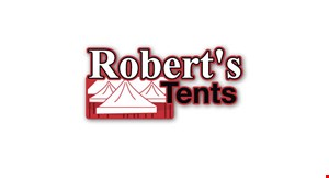 Robert's Tents logo