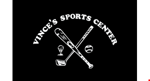 Product image for Vince's Sports Center $20 For Miniature Golf & A Large Cheese Pizza For 4 (Reg. $40)