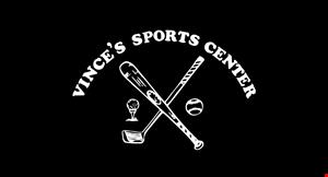 Vince's Sports Center logo