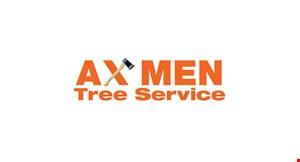 Ax Men Tree Service logo