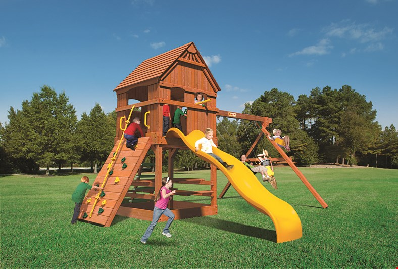 Product image for USA Baby & Big Kids Too! Playset Install Starting At Just $199 With Playset Purchase