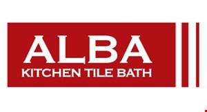 Alba Kitchen Tile Bath logo