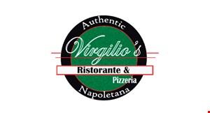 Virgilio's Ristorante & Pizzeria logo