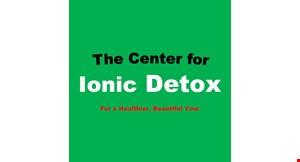 The Center for Ionic Detox logo