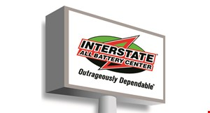 Interstate All Battery - Clubhill  (Mercury Werks) logo