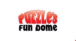 Puzzle's Fun Dome logo