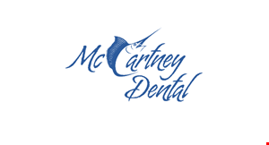 Mccarthy Dental logo