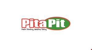 Pita Pit Oregon City logo