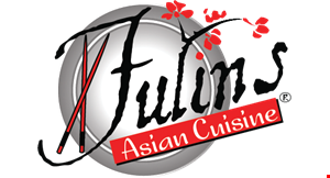 Fulins Asian Cuisine logo