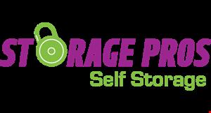 Storage Pros logo