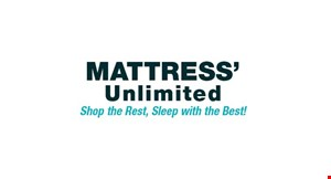 Mattresses Unlimited logo
