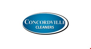 Concordville Cleaners logo