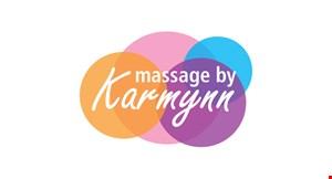 Massage By Karmynn logo