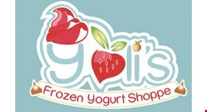 Yolis Yogurt Fort Oglethorpe logo