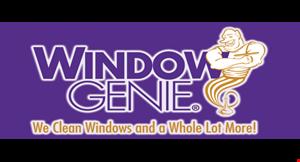 Window Genie-Durham logo