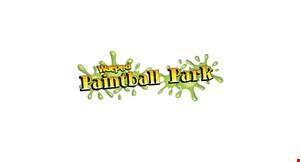 Warped Paintball Park logo