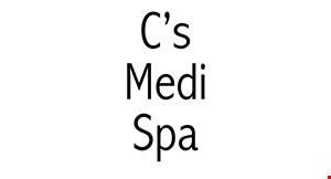 C's Medi Spa logo