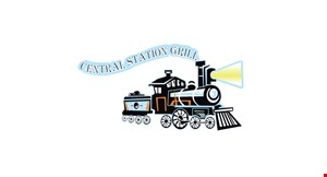 Central Station Grill logo