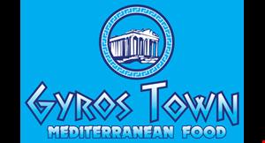 Gyros Town logo