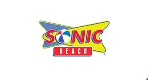 Sonic Beach logo