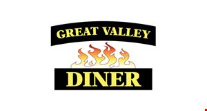 Great Valley Diner logo